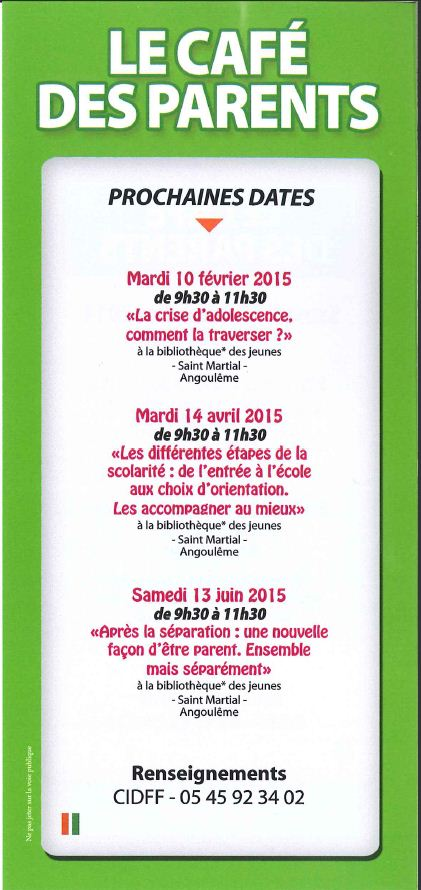 café de parents avril 2015