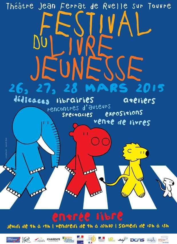 festival livre jeunesse